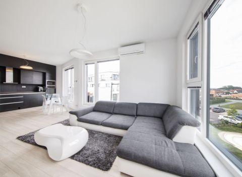 Na predaj útulný 2 izbový byt s 2 parkovacími miestami v projekte Tri Vody v Malinove
