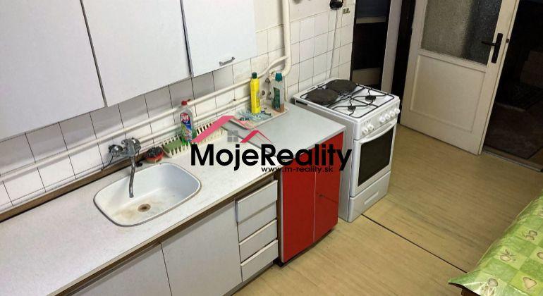 2 izbový byt v centre mesta Bánovce nad Bebravou
