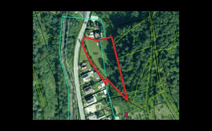 Lukratívny stavebný pozemok na predaj v obci Lazy pod Makytou