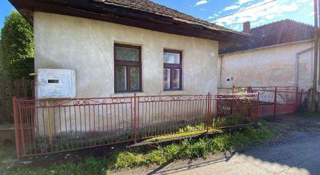 Gazdovský rodinný dom v obci Drienov, okr. Prešov (142/20)