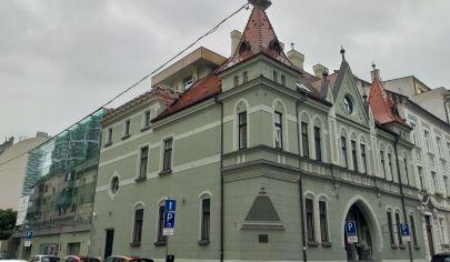 PRENÁJOM 2izb.byt,centrum- Staré Mesto, Grösslingova ulica