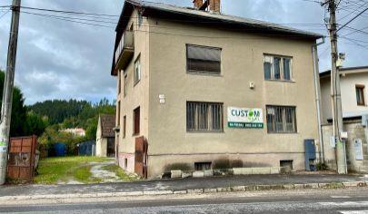 Prevádzková budova Lietavská Lúčka