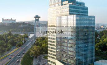 Kancelárske priestory 219,7m2 - Aupark Tower