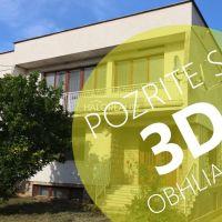 Rodinný dom, Moravany nad Váhom, 330 m², Pôvodný stav