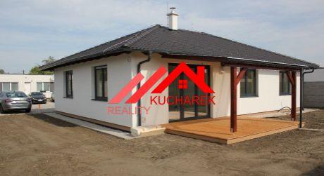 Kuchárek-real: Ponuka novostavbu 4 izbový bungalov Hrubá Borša.