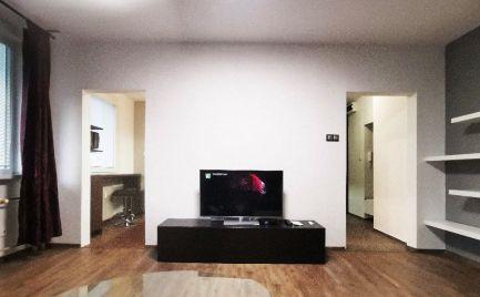 PRENÁJOM 2 izbový 45m2 komplet zariadený byt na Bieloruskej - Podunajské Biskupice Expisreal