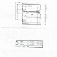 Kancelárie, Dunajská Streda, 62 m², Pôvodný stav