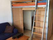 Prenájom 1 - izb. s loggiou v Dúbravke na Landauovej ul.