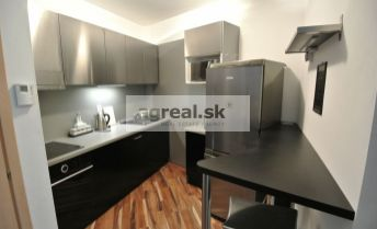 Prenájom, kompletne zariadený 1-izb. byt(41 m2) v novostavbe Letná Residence, BA III, Nové Mesto