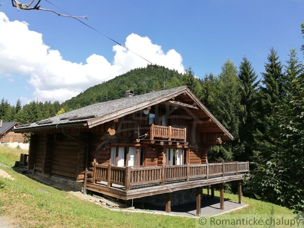 Rekreačná chata-Predaj-Donovaly-350000.00 €