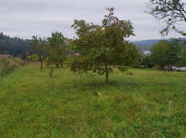 Na predaj stavebné pozemky, 2 x 820 m2, Žilina - Stráňavy