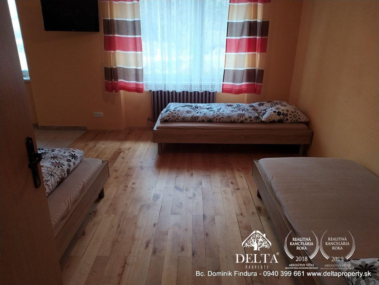 DELTA - Investičná príležitosť!!! Penzión s reštauráciou a minerálnym prameňom na predaj Šarišský Štiavnik