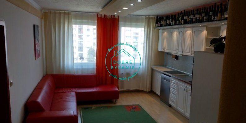 2-izbový byt-Prenájom-Nové Zámky-380.00 €