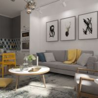 1 izbový byt, Žilina, 29 m², Vo výstavbe