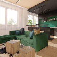 1 izbový byt, Žilina, 36.50 m², Vo výstavbe