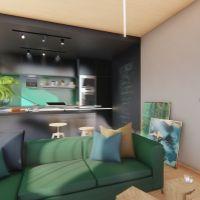 1 izbový byt, Žilina, 35.98 m², Vo výstavbe