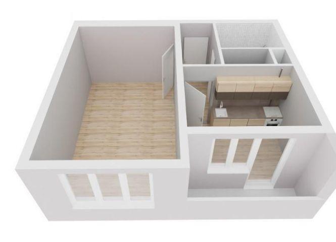 1 izbový byt - Martin - Fotografia 1