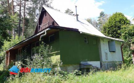CHATA na DUCHONKE –  5 – izbová chata v TICHOM prostredí rekreačnej oblasti DUCHONKA