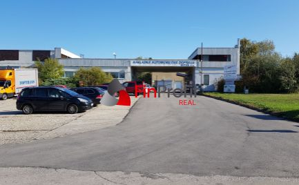 Prenajmem 4 haly na výrobu, sklady, služby, logistika v Nitre pri R1E45 Nitra Juh.