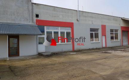Prenajmem viacero kancelárií v Nitre pri R1 cca 600m od Nitra JUH E45, smer Cabajská ulica.