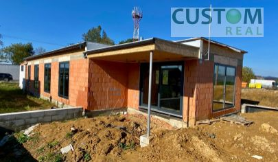 Novostavba bungalovu v Rosine