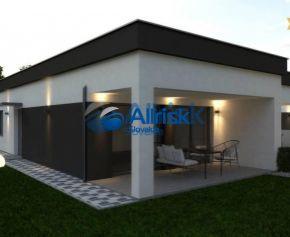 ZNÍŽENÁ CENA!! Krásna 4-izbová novostavba rodinného domu v Sládkovičove