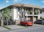 Novostavba 3 izb. bytu s 2 parkovacími miestami v Galante