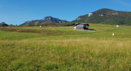Na predaj posledný voľný pozemok na južnom svahu 499 m2, Ižipovce