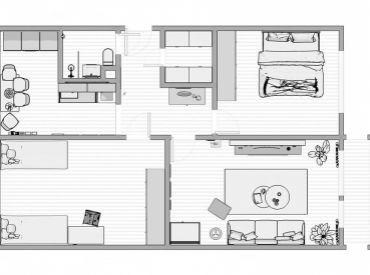 Slnečný 3 izbový byt v Trenčíne, SOBLAHOVSKÁ  ulica