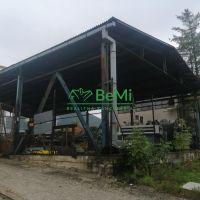 Skladovacie, Banská Bystrica, 300 m², Pôvodný stav