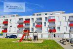 REZERVOVANÉ - NOVOSTAVBA - SLNEČNÝ, TEHLOVÝ 2-i byt s BALKÓNOM a PIVNICOU, 58 m2, Pezinok - Muškát, PARKING ZADARMO