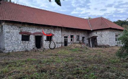GEMINIBROKER ponúka rodinný dom na nádhernom pozemku v obci Bózsva s novou strechou