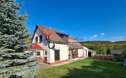 GEMINIBROKER vo  FONY ponúka krásny dom s nádherným výhľadom