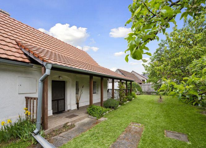 chata - Borský Mikuláš - Fotografia 1
