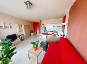 Kompletne zariadený 1 izbový byt v novostavbe s parkovacím miestom v cene, 37 m2, Vrakuňa