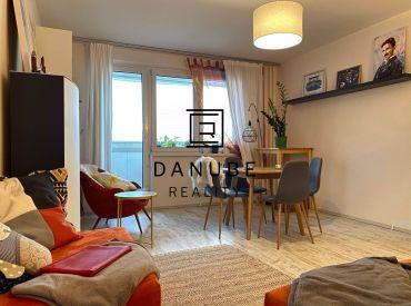 Predaj 3-izbový byt po rekonštrukcii v Bratislave-Karlovej Vsi na ul. Ľudovíta Fullu