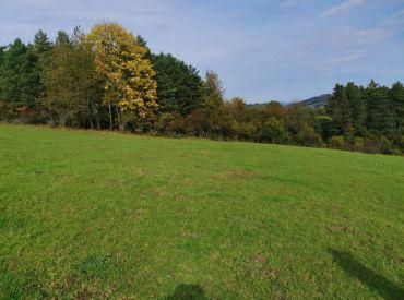 Predaj rekreačného pozemku 2070 m2 v Pekline, cena: 20700 Eur