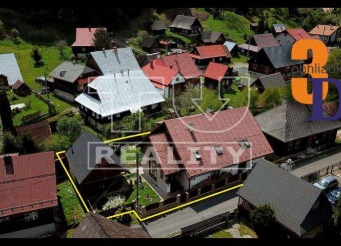 Rodinný dom - Vyšná Boca - Fotografia 1