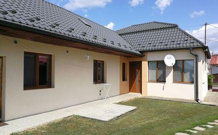 Doporučujem! Na predaj 4. izbový rodinný dom s veľkým pozemkom v obci Krišovská Liesková (okr. Michalovce)