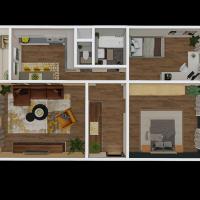 3 izbový byt, Trnava, 77 m², Čiastočná rekonštrukcia