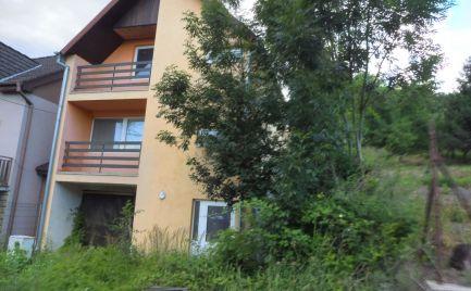 Rodinný dom v obci Dobrá Voda, okres Trnava