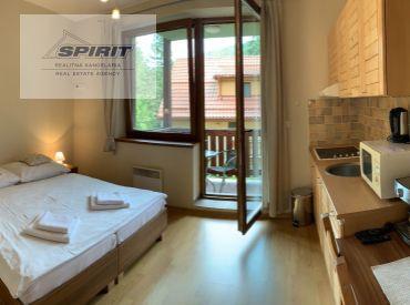 REZERVOVANÉ - 1-izbový apartmán s výnosom na PREDAJ - Ružomberok - Hrabovo