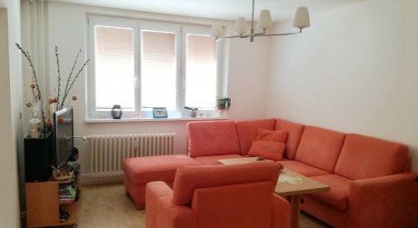 3- izbový byt na Pribinovej ulici v Senci
