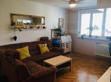 Predaj pekného bytu po rekonštrukcii v Bratislave Ružinove na Muškátovej ulici.