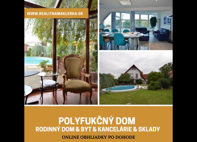 Rodinný dom - Bratislava-Podunajské Biskupice - Fotografia 1