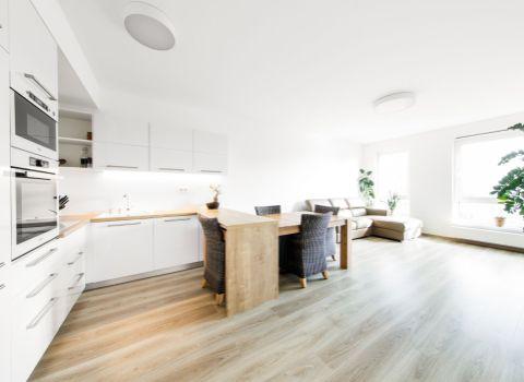 Na predaj moderný 3 izbový byt v projekte STEIN2 na najvyššom podlaží s loggiou a výhľadom na Kamzík