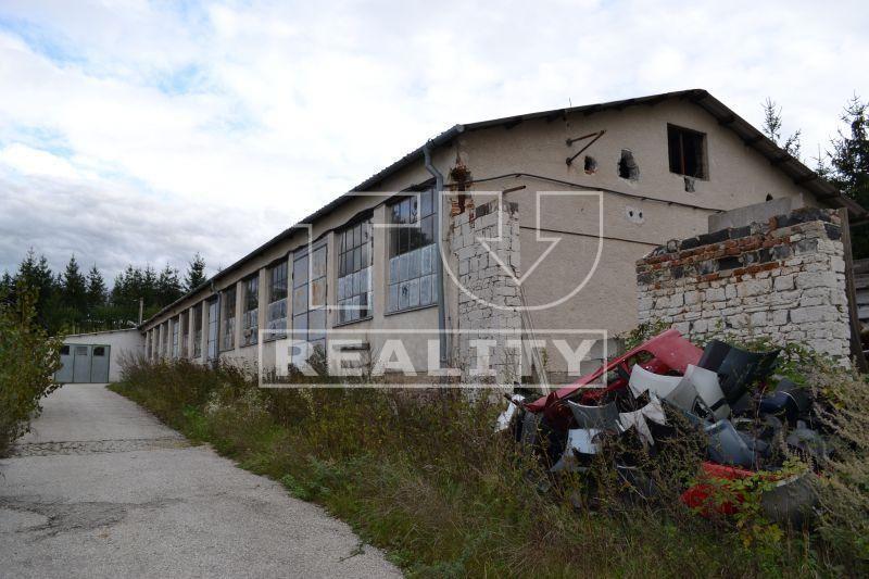 Výrobný objekt-Predaj-Brodzany-150000.00 €