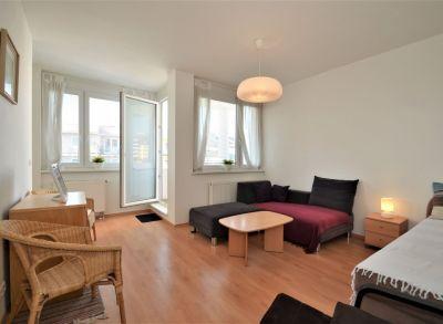 CORRIS: 1 izb.byt, zariadený, pivnica, balkón, vrátane Energií, Dlhé diely