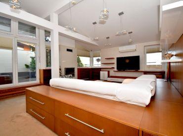 3i byt, 156 m2 – Chorvátsky Grob:  PROVÍZIU NEPLATÍTE, nadštandardný, zariadený, veľká terasa, parkovanie v garáži