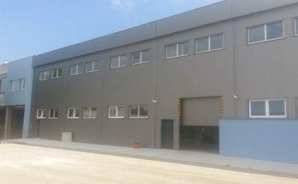 Na prenájom zrekonštruovaný skladovo-výrobný priestor v Lužiankach.